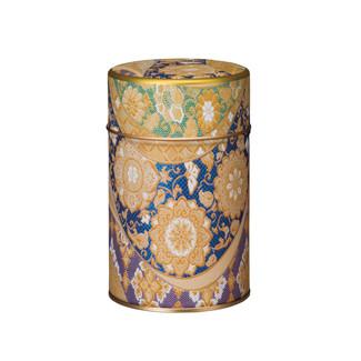 S/Blue - Mizunishiki steel tea caddy can