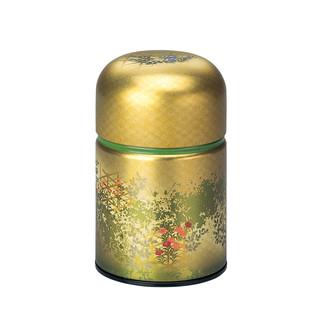 S/Green - Syouno-sato steel tea caddy can
