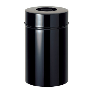 S/Black - Large tea storage can (for business)