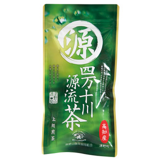 Shimanto River Tsunoyama Sencha green tea - package