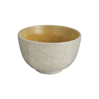 Kyo-yaki - Matcha bowl - KAKEWAKE-GLASS with box