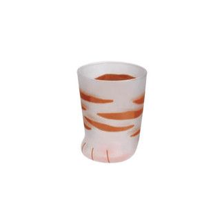 Tiger - Cat glass cup - COCO