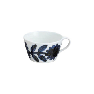 Hasami-yaki Teacup Mug - Daisy
