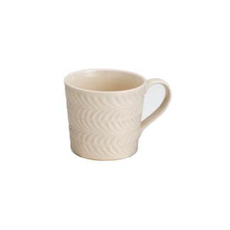 Ivory - Hasami-yaki Teacup mug - Rosemary