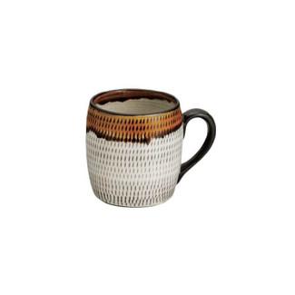 Hasami-yaki Teacup Mug - YUSAI