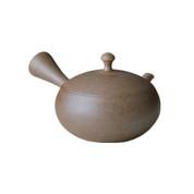 Tokoname-yaki - TOKUTA FUJITA - 200cc/ml - kyusu teapot - Sasame ceramic fine mesh