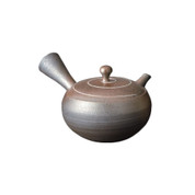 Tokoname-yaki - TOMOHIRO SAWADA - 240cc/ml - kyusu teapot - Ceramic fine mesh