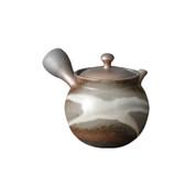 Tokoname-yaki - TOMOHIRO SAWADA - 290cc/ml - kyusu teapot - Ceramic fine mesh