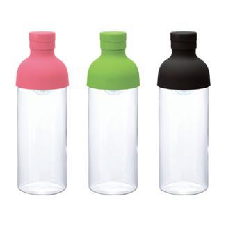 Filter in Bottle for Cold Brew Tea 300ml/cc - original 3 color