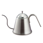 KOGU - Super extra fine spout - ITTEKI (1.0L) Coffee drip pot w stainless handle