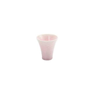 Pink - Sake cup - Mino ware