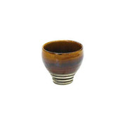 Candy Brown - Iced sake cup 170ml/cc - 3 color - Mino ware