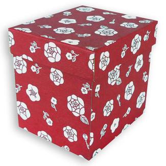 Haribako paper box storage - Rose - S _1