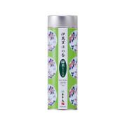 [Slim Tin] Imari Green Tea Bag 3g (0.1oz)*10 bags with Gift Clear Case