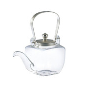 Iced sake pot server - Chirori - Mini Silver - sake glass ware