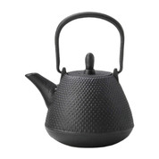 Nanbu cast iron teapot - DOME ARARE - 480 ml/cc - 2 color
