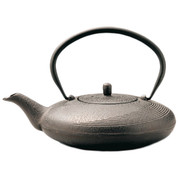 Nanbu cast iron teapot - Moon - 500 ml/cc - 2 color