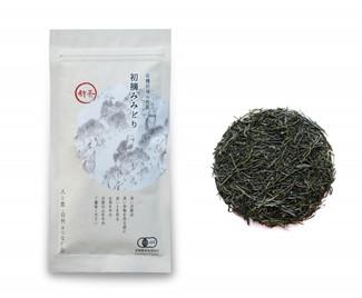 Spring tea 2020 [JAS Certified Organic] Heritage - Shizuoka Shincha new green tea 100g (3.52oz)