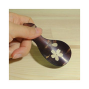 Tea Scoop Sakura Design