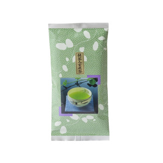 [Daily Drink] Genmaicha with Matcha & Kuromame (black soybean) 100g (3.52oz)