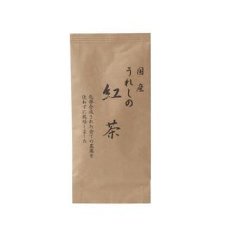 [VALUE/Wholesale] OTA TEA : Ureshino Black Tea Leaf 800g/28.2lbs (80g/2.82oz*10bags) Japanese Pure Black Tea
