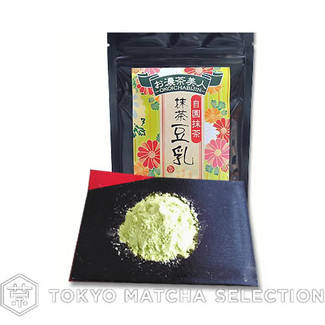 [No Artificial Coloring & Preservative] Kyoto Matcha Soy Latte Mix Powder 120g (4.23oz)