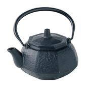 Nanbu Tetsubin - Hakkaku (Octagon) - 0.3 Liter : Japanese cast iron teapot