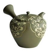 [Heritage Grade/Offer Limited] Tokoname Kyusu : Syunen Mano - Japanese Tea Pot