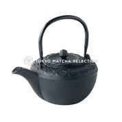 Nanbu Tetsubin : HEIAN (Kyoto Style) - 0.7 Liter - Japanese cast iron teapot kettle
