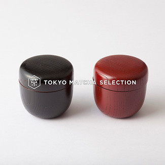 [VALUE] KABUKI NATSUME - 2 Color - Tea Caddy Storage Canister