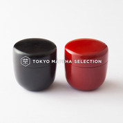 [Premium] IKKAN - Matting Natsume - 2 Color - Tea Caddy Storage Canister