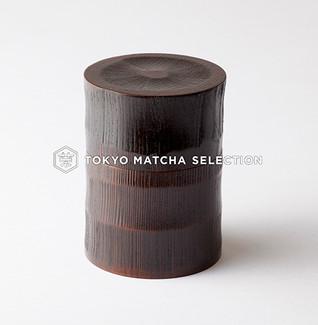 [Premium] KAGA TSUMUGI Chazutsu - Tea Canister Caddy Storage