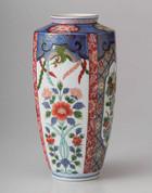 [Premium] Arita-yaki : PHOENIX - Japanese Porcelain Vases w Box from Arita Saga