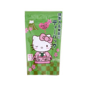 HELLO KITTY - Genmaicha w Matcha Green Teabag 4g*15pcs.