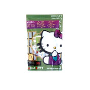 HELLO KITTY - Instant Green Tea (Stick Type) 12pcs. for HOT&COLD