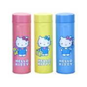 HELLO KITTY : 3 Flavored - Sweet Green Tea Powder 70g (2.46oz) in can