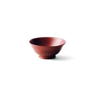 Oshima : Sensuji Gohanwan 2 Color - Japan Lacquareware Rice Bowl
