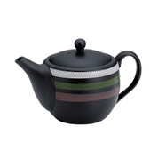 Tokoname Pottery : TOUSEI - Japanese Tea Pot 370cc Sawayaka Fine Mesh Net