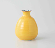 Sake Bottle & 2 Cups Set : Cochinchina - Japanese Hasami Porcelain