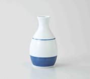 Sake Bottle & 2 Cups Set : Yumeji - Japanese Hasami Porcelain