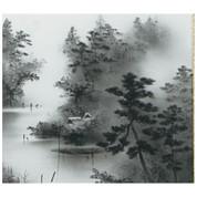 Landscape (C) - with Paulownia Wood Box