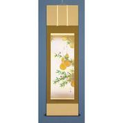 Kakejiku : Six Gourds - Hyoutan (B) - with wood box