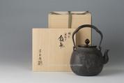 Takaoka Tetsubin - Iron Kettle Teapot : Guardian Lion