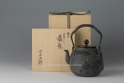 Takaoka Tetsubin - Iron Kettle Teapot : Collection of Treasures