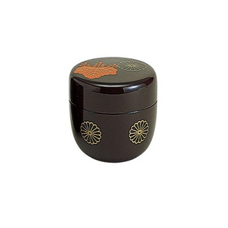 Standard Natsume matcha tea caddy 3 color