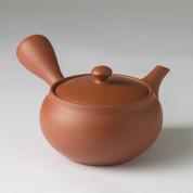 Fukuhira - Premium Kiwami Syudei kyusu teapot 270cc w handcrafted ceramic mesh