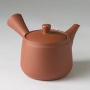 TUB - Premium Kiwami Syudei kyusu teapot 400 cc/ml w handcrafted ceramic mesh