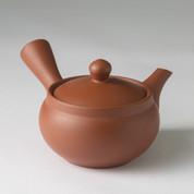 Hirafuku - Premium Kiwami Shudei kyusu teapot 250 cc/ml w handcrafted ceramic mesh