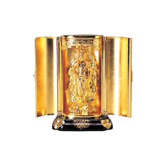Acala Gold Alloy statue (Fudo Myo-O)