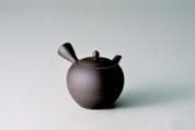 Tokoname kyusu - HIROSHI MIZUNO (300cc/ml) ceramic mesh